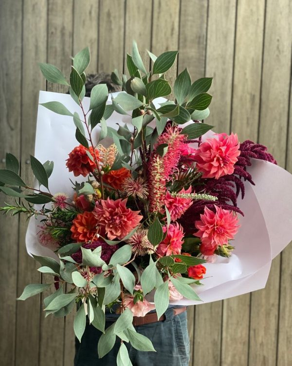 native bouquets of flowers from Jonima Flowers
