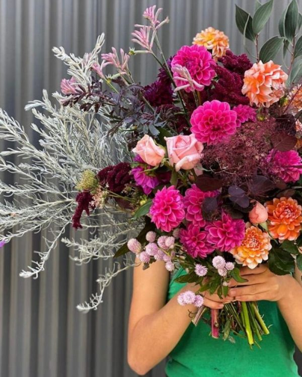 Beautiful bunch of flowers delivered in southern highlands