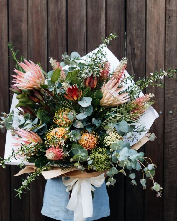 Native bouquet from Jonima Flowers